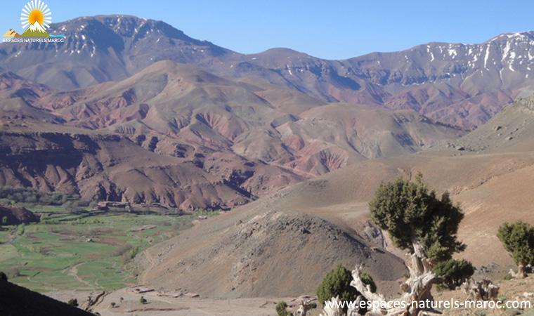 trek la vallée du Tassaout
